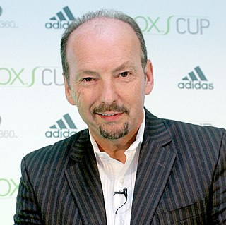 Peter Moore (businessman) British-American business executive