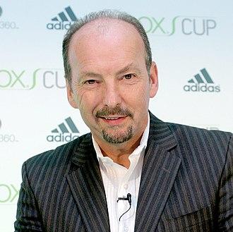 Peter Moore (businessman) - Peter Moore in 2006.