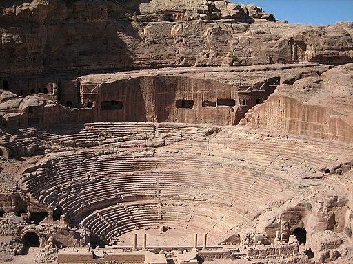 Petra-Theater