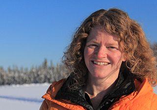 Erin Pettit American glaciologist