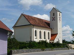 Aholming - Church of Aholming
