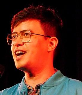 Phil Wang British Chinese-Malaysian comedian