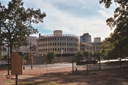 """The Roundhouse"", Philadelphia Police Department Headquarters"