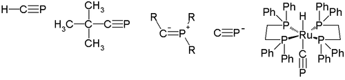 A new batch of phosphaalkynes