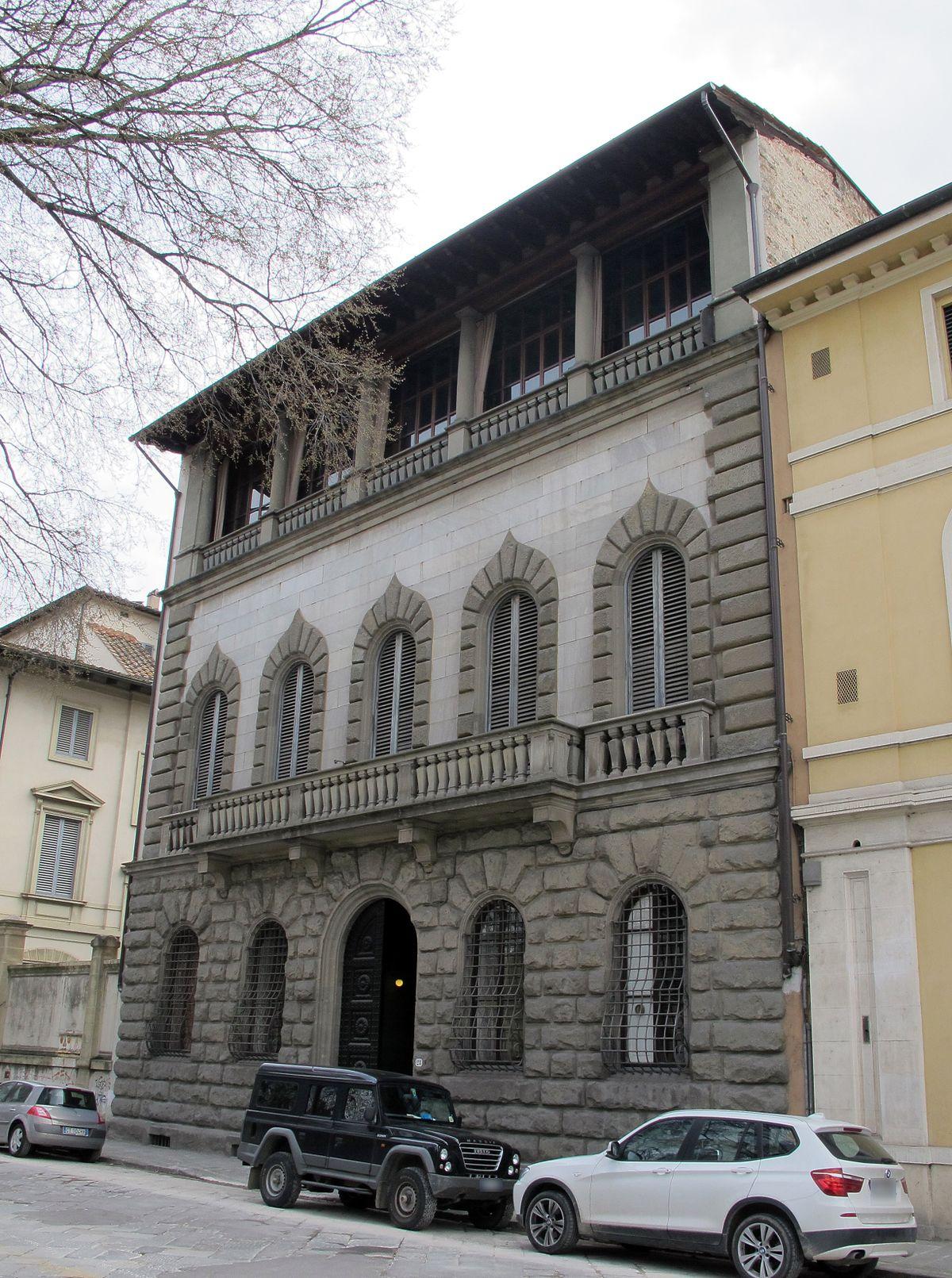 Palazzo Wilson Gattai - Wikipedia