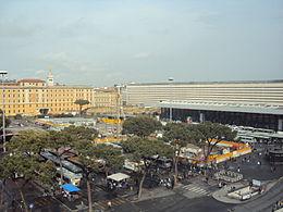 Stazione di Roma Termini