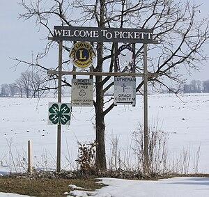 Pickett, Wisconsin