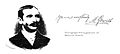 Picture and signature of Morris Giwelb c. 1891.jpg