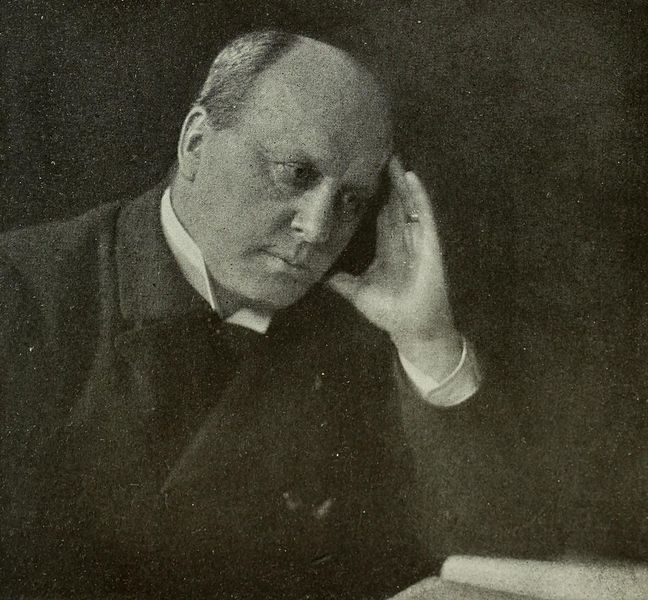 File:Picture of Henry James.jpg