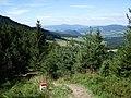 Pieninen - Wandern die Staatsgrenze - panoramio.jpg