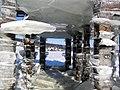 Pier in winter. Причал в Горной Талице зимой - panoramio.jpg