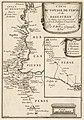 Pierre Du Val - Carte Du Voyages De Perse et du Daghesthan (ca. 1665).jpg
