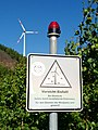 Piesberg Windpark Warnleuchte.jpg