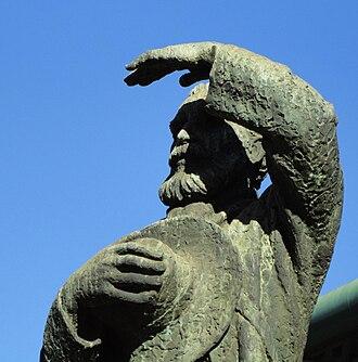 Piet Retief - Image: Piet Retief standbeeld