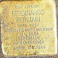 Pigneto - Persiani - via E Giovenale stolperstein 1160245.JPG