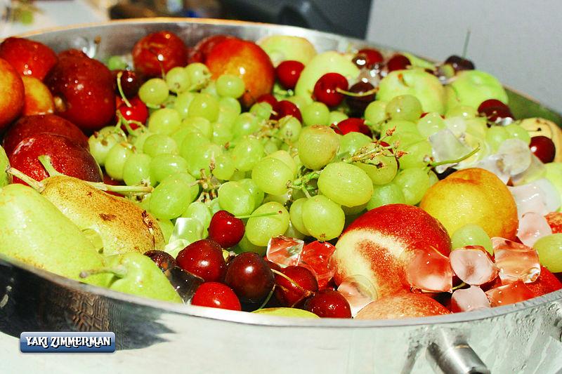פירות העונה בישראל