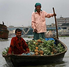 Pineapple sellers in Dhaka.jpg