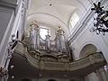 Pipe organs of Saint Francis church in Warsaw - 02.jpg