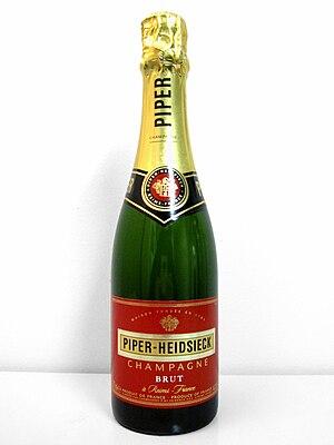 Piper-Heidsieck - Piper-Heidsieck Champagne Brut