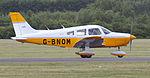 Piper PA-28-161 Cherokee Warrior II G-BNOM (4700049993).jpg