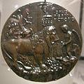 Pisanello, Sesta medaglia di Lionello d'Este, verso, 1444.JPG