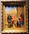Pittore fiorentino, adorazione dei magi, 1600-1625 ca., collez. privata.JPG