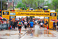 Pittsburgh Marathon Finish Line 2010.jpg