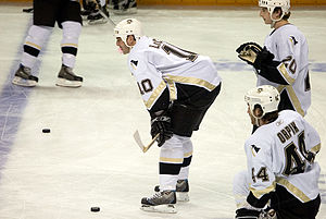 John LeClair - LeClair playing for the Pittsburgh Penguins during the 2006–07 season.