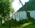 Plac w centrum Puńska ze starymi jeszcze przedwojennymi chałupami - panoramio.jpg