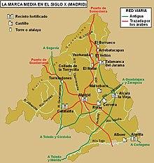 Historia de la Comunidad de Madrid  Wikipedia la enciclopedia libre