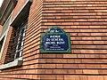 Plaque Avenue Général Michel Bizot - Paris XII (FR75) - 2021-06-03 - 2.jpg