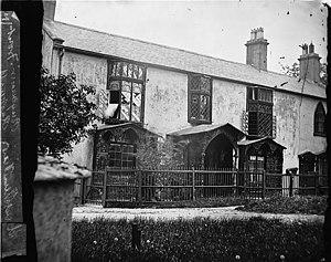 Plas Newydd, Llangollen - Image: Plas Newydd, Llangollen NLW3361510