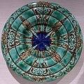 Plate, Haagsche Plateelbakkerij, Rozenburg, Den Haag, 1891, ceramic - Hessisches Landesmuseum Darmstadt - Darmstadt, Germany - DSC00835.jpg
