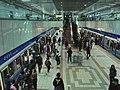Platform in Zhongxiao Dunhua Station.JPG