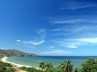 Sucre (state) - Image: Playa de Cumaná