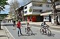 Poertschach Hauptstrasse 166 RBB Radfahrer 28042013 234.jpg
