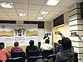 Poet Panchatapa in Literary Festival and Little Magazine Fair 04.jpg