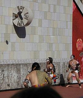 Mesoamerican ballgame Sport