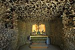 Poland - Czermna - Chapel of Skulls - interior 06.jpg