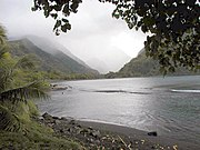Polynesia Tahiti Tautira