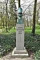 Pomnik Piotra Wysockiego w Łazienkach Królewskich 2017.jpg