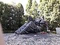Pomnik Powstańców Warszawy - cmentarz Powstańców Warszawy, ul. Wolska Sowińskiego, 1946-60, nr rej. A-1057 z 29.02.2012.jpg