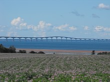 How Far Is New Brunswick From Prince Edward Island