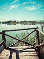 Pontile sul Lago di Ripasottile.jpg