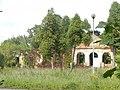 Poręba Żegoty, Pałac (ruina) 10.2019 2.jpg