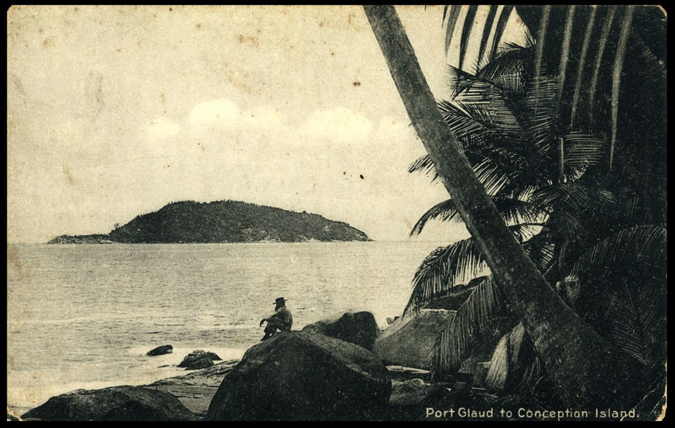 Port Glaud to Conception Island, the Seychelles (27098454390)