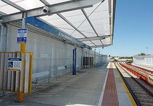 Port Adelaide railway station - Image: Port adelaide station