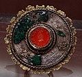 Portogallo, anelli di abate con sigillo, xii-xiv secolo.jpg