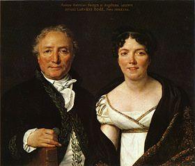 Monsieur et Madame Mongez
