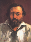 Portrait de Pierre Dupont (1868) by Gustave Courbet.png